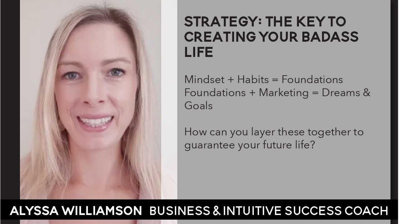 The Third Key Ingredient To Creating Your Badass Life