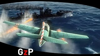 Air Conflicts: Pacific Carriers WWII aerial and naval battles - PS4 Edition