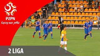 2 Liga: Magazyn skrótów (zaległe mecze, 16 maja)