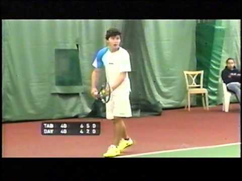 2013 U18 Indoor Rogers Junior National Singles Championship pt. 3