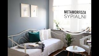 Metamorfoza sypialni - jak odświeżyć swoje wnętrze?