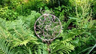 Recycled Copper Lawn & Garden Sculpture