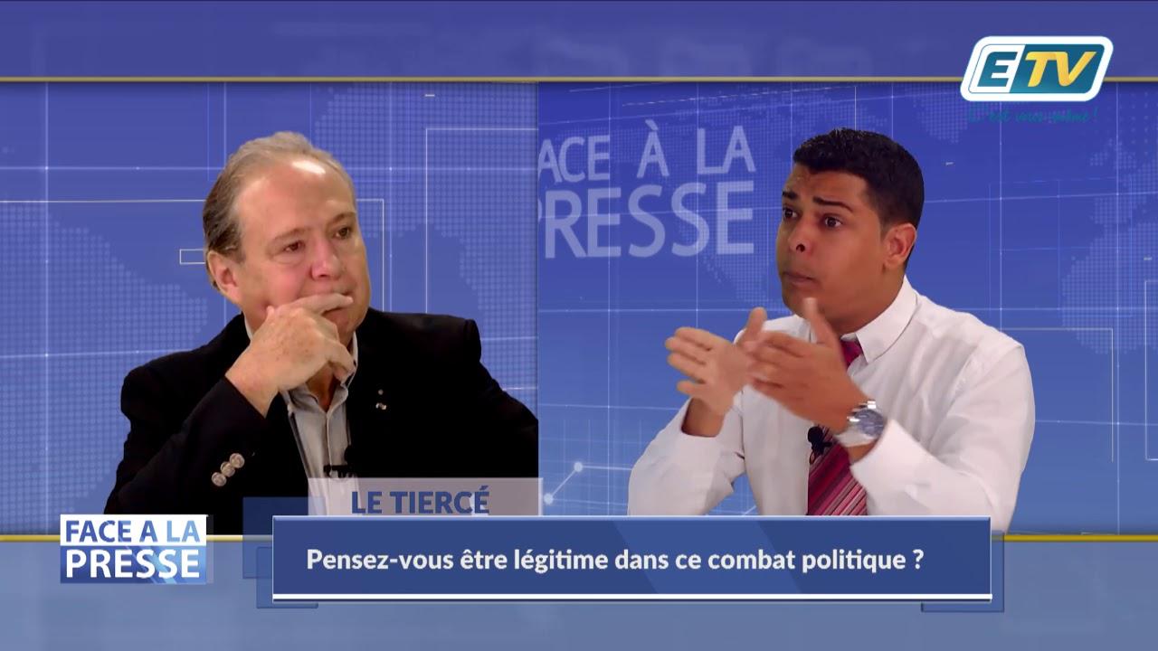 FACE A LA PRESSE avec Cédric CORNET Partie 2