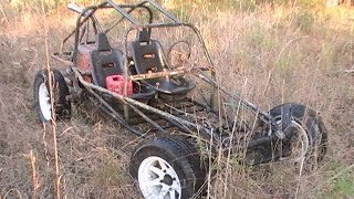 VW Dune Buggy Build Part 3