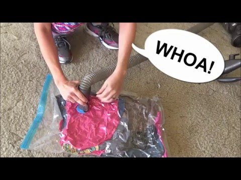 Do vacuum storage bags really work? - Safe Saver Vacuum Seal Bags