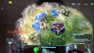 "NaToR:""Dell Venue 8 Pro Starcraft 2 gameplay 50-60 fps"""
