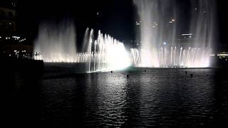 Dubai Fountain - Mehad Hamed - Sama Dubai