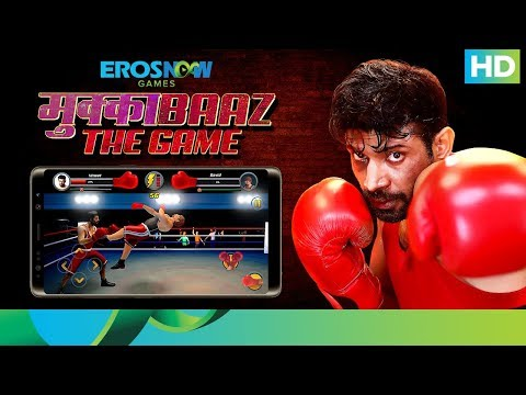 Mukkabaaz Game 2018 | Eros Now Games | Download Now on Google Play | Games 2018