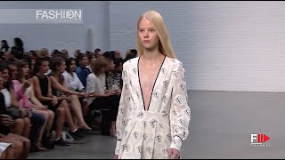 YIGAL AZROUEL Spring Summer 2015 New York - Fashion Channel