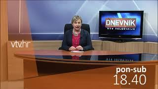 VTV Dnevnik najava 25. rujna 2018.