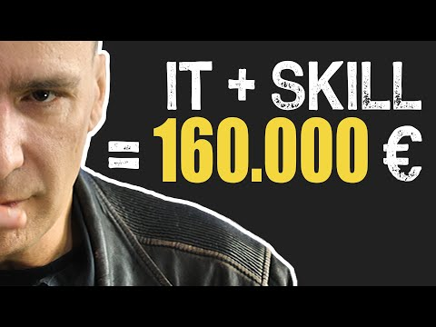 So Verdienst Du 160.000 € Als Informatiker (2019)