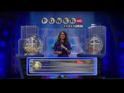 Powerball 20200111