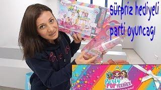 Baixar Sürpriz Doğum Günü Parti Oyuncağı Party Pop Teenies Surpris 12 Hediye ! Fun Toys Bidünya Oyuncak