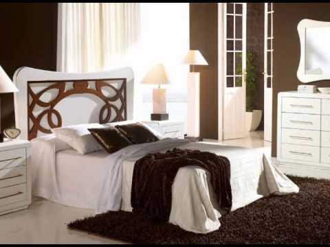 Dormitorios de matrimonio modernos con cabeceros en madera - Diseno de cabeceros de cama ...