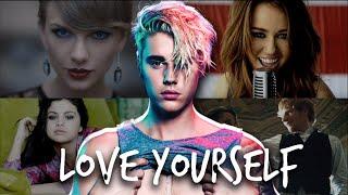 Love Yourself - Ed Sheeran · S. Gomez · The Weeknd · Ariana Grande (T10MO)