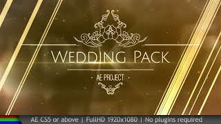 Wedding Pack 20038431  Project for After Effects (Videohive)