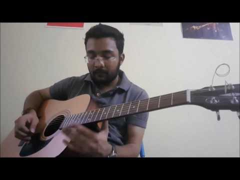 Pehli Dafa   Atif Aslam - Guitar cover by Amit Gupta