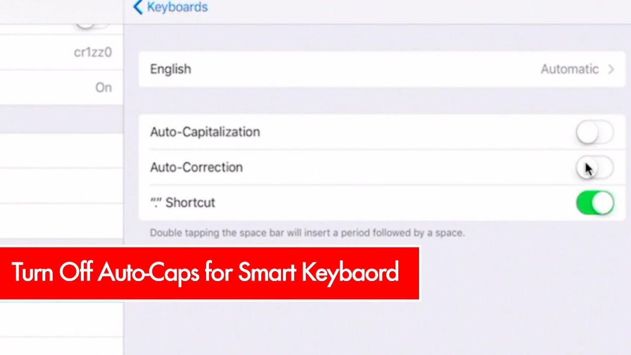 how to turn on auto capitalization on android