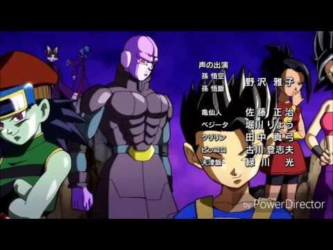 Dragon ball super ending 9 english dub