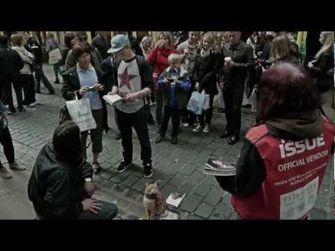 A Street Cat Named Bob - short documentary