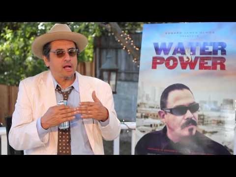 WATER & POWER movie interview: Richard Montoya interview Pt 1