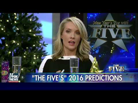 'The Five's' Predictions For 2016