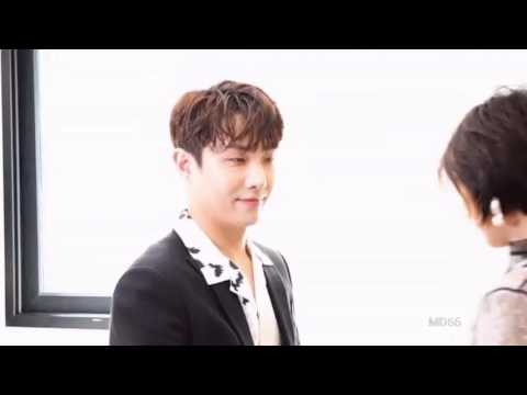 Jung So Min And Lee Joon (BTS  ) For Marie Claire  July 2017 Issue