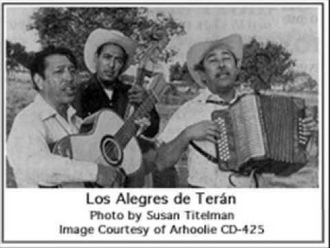 Los Alegres De Teran - Justo Gonzalez