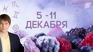 Гороскоп 5 -11 декабря. Заковать себя в ограничения.