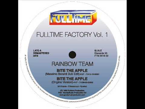Rainbow Team - Bite The Apple (Massimo Berardi Dub Edit)