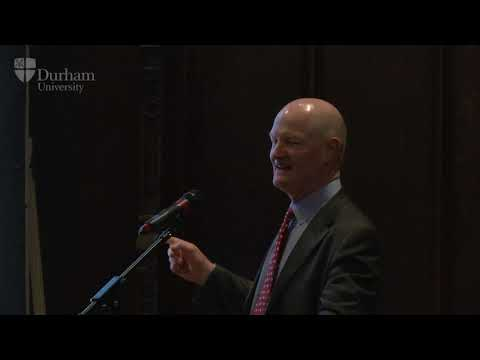 Durham Castle / Future of the University Lecture - Lord David Willetts 8/02/18, Durham Castle