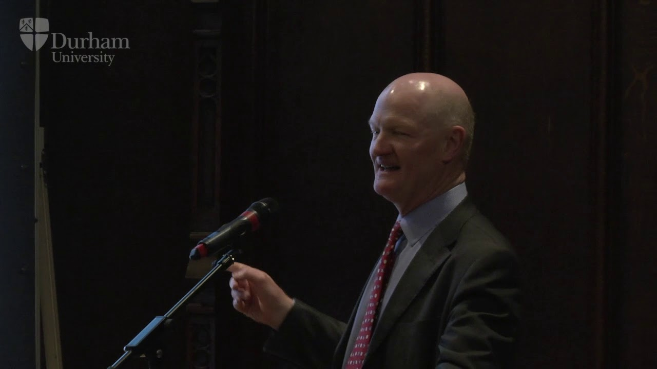 Play Video: Durham Castle / Future of the University Lecture - Lord David Willetts 8/02/18, Durham Castle
