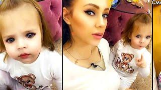 Василисе из ДОМ 2 сделали макияж! Сторис 19 11 2019 Алёны Савкиной