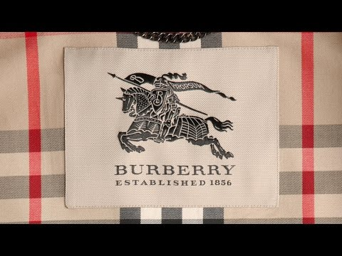 Building on core competencies: The Burberry story