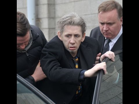 Grief-Stricken Shane Macgowan Looks Frail At Funeral Of Pogues Manager
