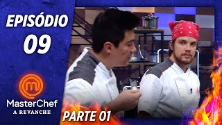 MASTERCHEF A REVANCHE (10/12/2019) | PARTE 1 | EP 09 | TEMP 01