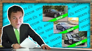 Here S My Take On Some Recent Car Values On Cars Bids Youtube