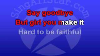 """Lips of an Angel"" in the style of Hinder presented by All Star Karaoke"
