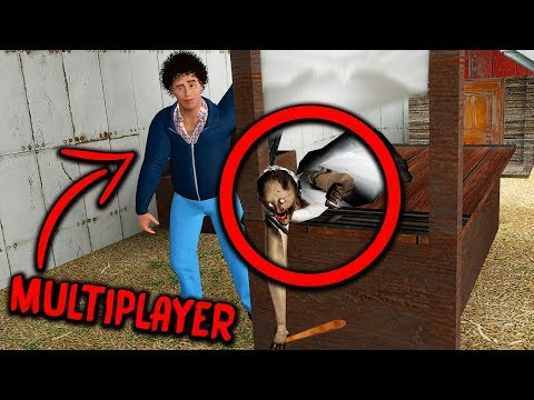 10 Funniest Moments in Granny Horror Game MULTIPLAYER... (Granny Mobile Horror Game Funny Moments)