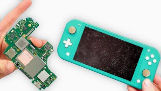 £110 Nintendo Switch Lite! - Can I 'Fix' It?