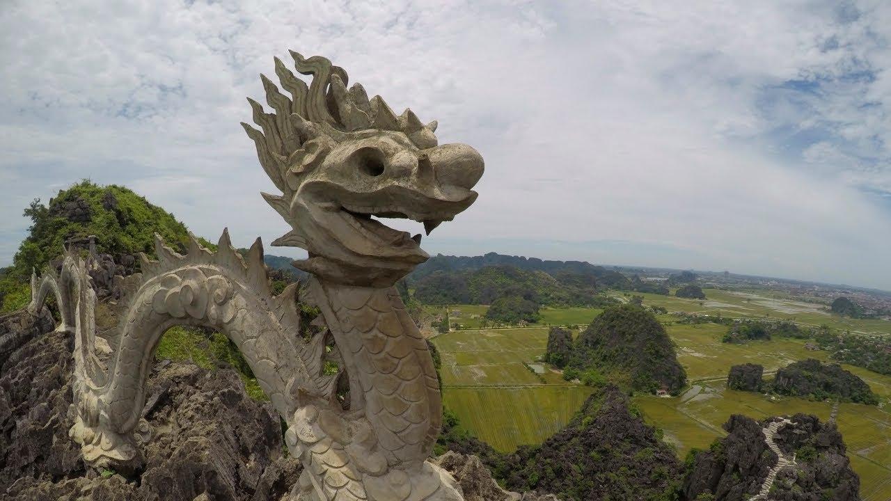 Hang Mua Mountain Ninh Binh Vietnam