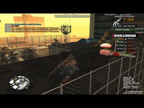GTA SA:MP   Zombie Survival Mode