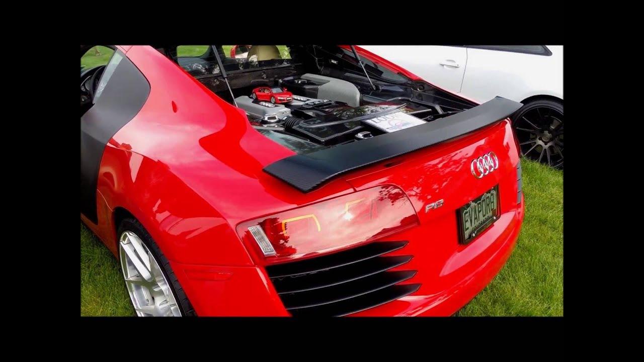 St Annual Colorado Concours DElegance Exotic Sports Car Show - Littleton car show