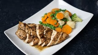 Recipe: Roasted Balsamic And Honey Chicken | Cutandjacked.com