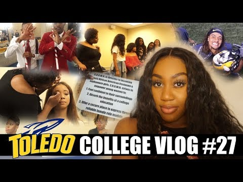 COLLEGE VLOG #27 | BEING INVOLVED ON CAMPUS!