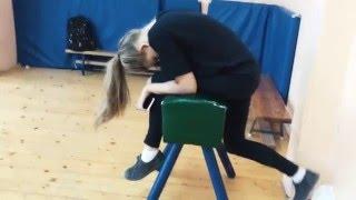 КАК ПОХУДЕТЬ ЗА 3 ДНЯ;урок танцев и йоги