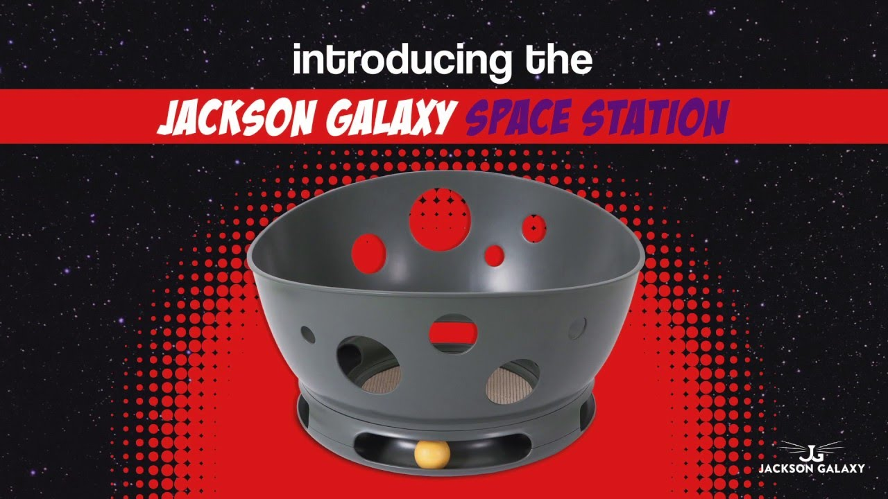 Jackson galaxy space station youtube for Jackson galaxy music