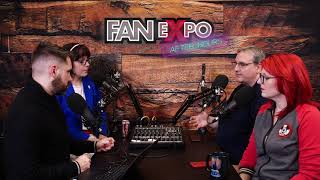 FAN EXPO After Hours Podcast Episode 26 - Captain Marvel was..... good.