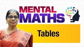 Learn basic of mental Maths for beginners   Time - Tables   Maths Tricks