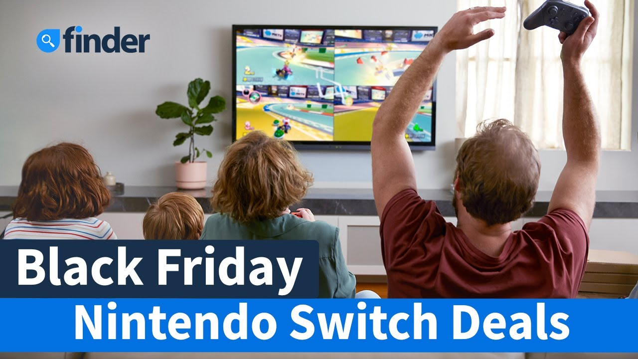 Top Nintendo Switch Black Friday deals 2020 - Finder Australia